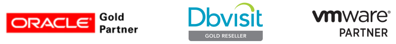 Oracle Gold Partner, DB Visit, VMWare